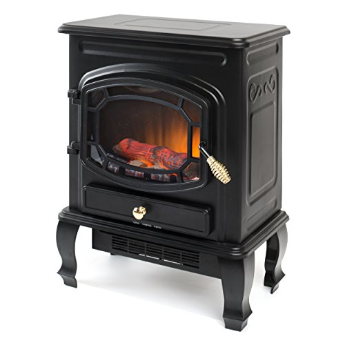 Garibaldi Heating 1500W 23-Inch Electric Stove Heater