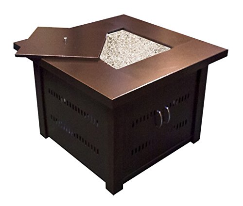 Best fire pit reviews - AZ Patio Heaters GS-F-PC Propane Fire Pit