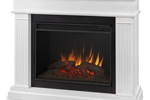 Real Flame 8070E-W Kennedy Grand Electric Fireplace Review