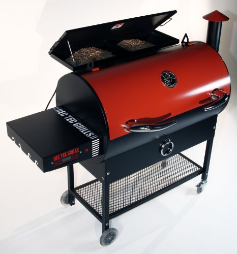 REC TEC 680 Wood Pellet Grill - Featuring Smart Grill Technology