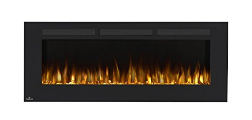 Napoleon NEFL60FH Allure Linear Wall Mount Electric Fireplace Review