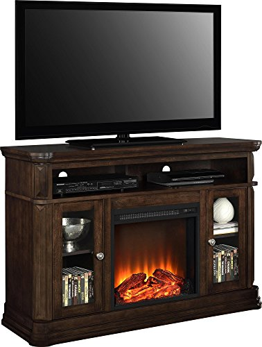 Ameriwood Brooklyn Electric Fireplace TV Console Review - What users are saying about the Ameriwood Brooklyn Electric Fireplace TV Console