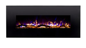 Regal Flame Ashford Ventless wall mounted electric fireplace