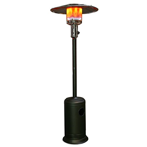 Xtremepower Floor Standing Propane Outdoor Patio Heater Review