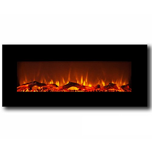Moda Flame Houston VS. Regal Flame Fusion Wall Mounted Electric Fireplace