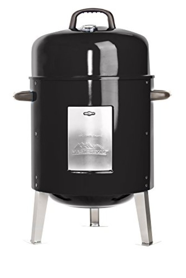 Best Charcoal Smoker 2018: Masterbuilt 20060416 Charcoal Bullet