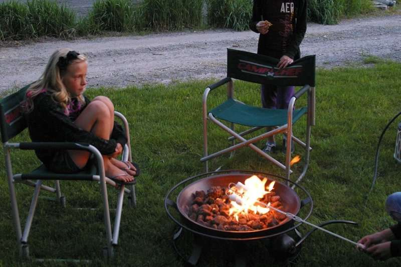 What users saying about Camp Chef FP29LG Propane fire pit?