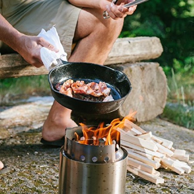 How better than any top rated Ohuhu Camping Stove?