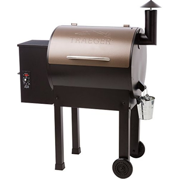 Traeger smoker reviews - Traeger TFB42LZBC Grills Lil Tex Elite 22 Wood Pellet Grill and Smoker