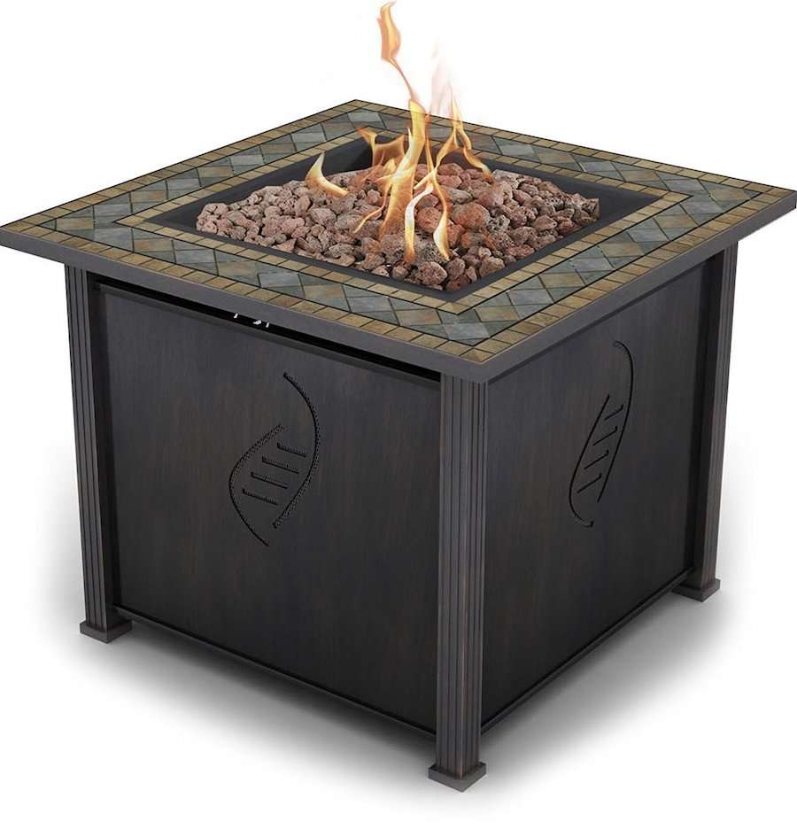 Bond Rockwell 68156 Gas Fire Table Review