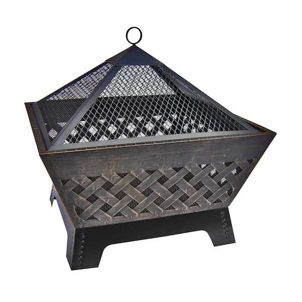 What users saying about Landmann 25282 Barrone Fire Pit