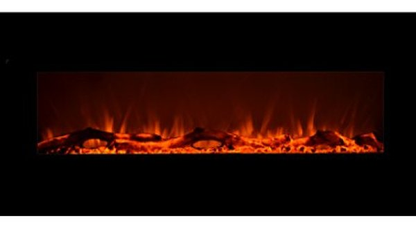 CompareTouchstone 80001 Onyx vs.Clevr Vertical Wall MountedElectric Fireplace