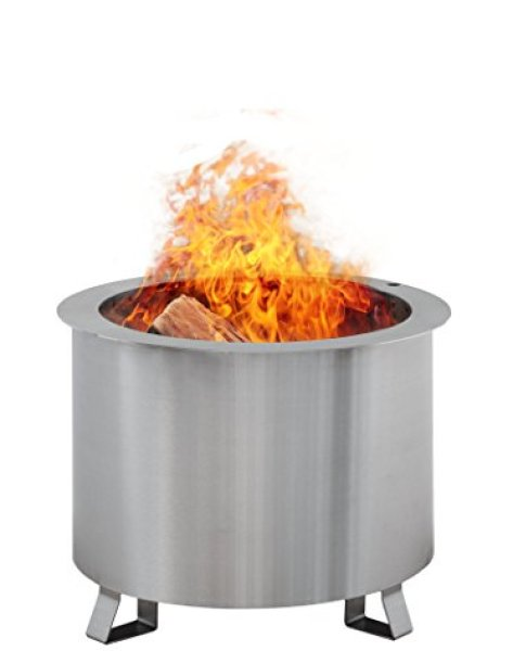 Double Flame Patio Fire Pit Review