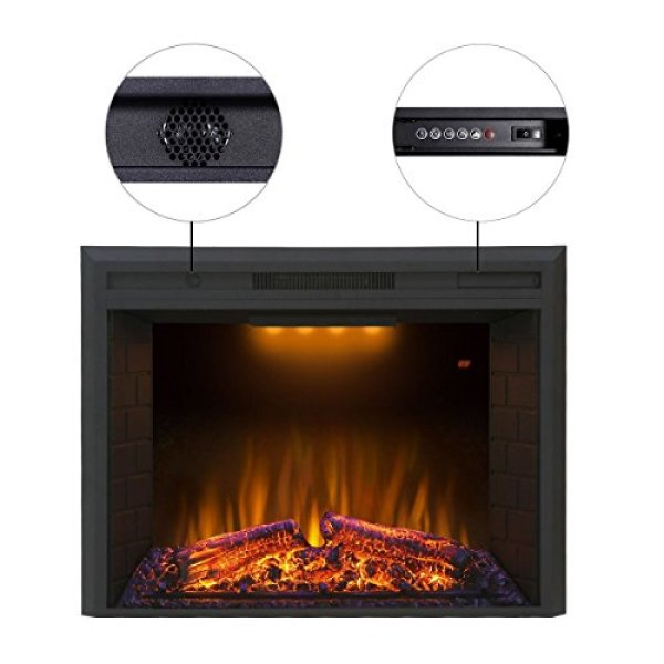 What is the Disadvantage of Flameline Roluxy Electric Fireplace