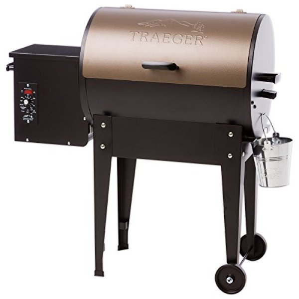 Traeger Renegade Elite Grill Reviews - Traeger TFB29LZA Junior Elite Grill and Smoker