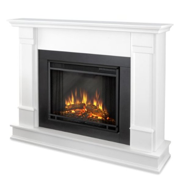 Comparethe Redflame Electric Fireplace Tv Standvs.Walker EdissonW58FP18ES Fireplace Tv Stand