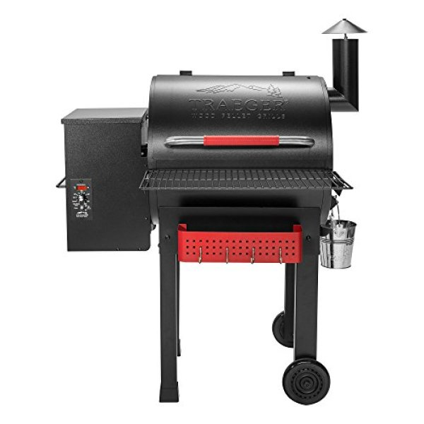 Traeger Renegade Elite Grill Reviews - Traeger TFB38TCA Renegade Elite Wood Pellet Grill and Smoker