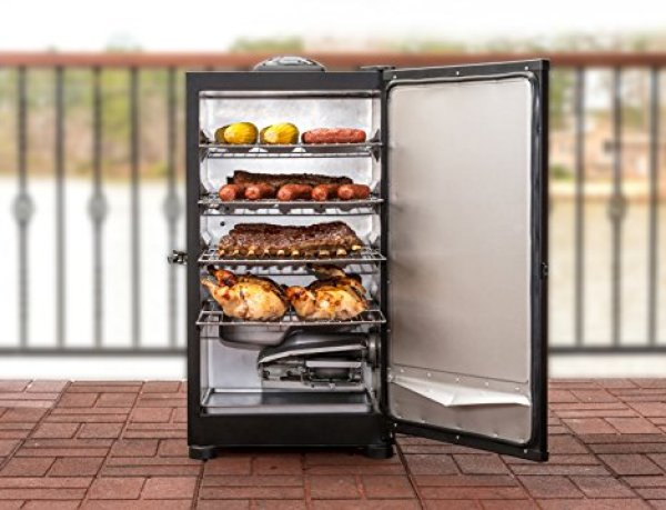 "Top 5 Masterbuilt Electric Smoker Reviews - Masterbuilt 20071117 30"" Digital Electric Smoker"