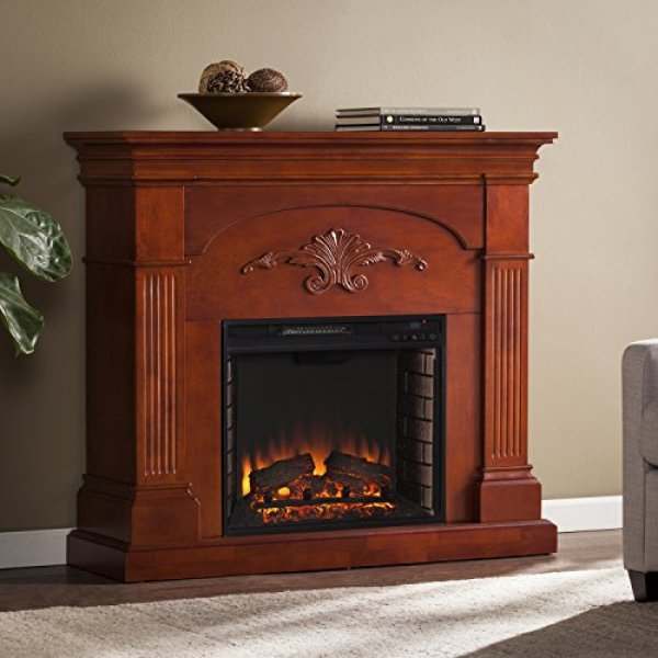SEI Sicilian Harvest Electric Fireplace Review
