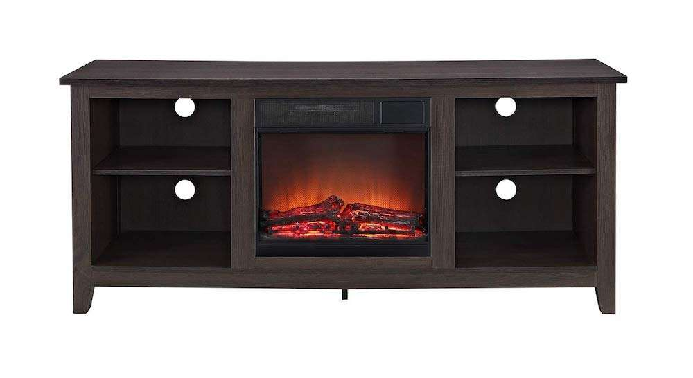 What user saying about Walker Edison W58FP18ES Fireplace TV Stand