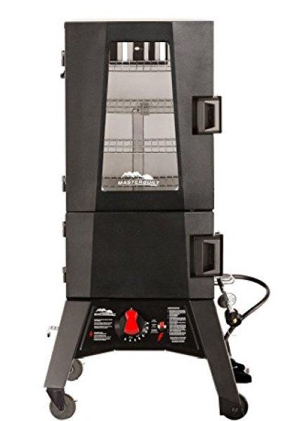 Masterbuilt 20050716 Thermotemp Propane Smoker Review