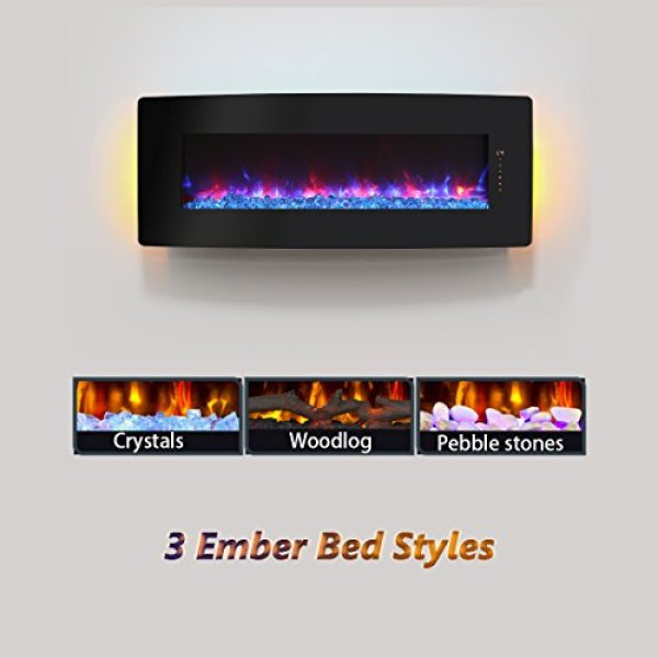 Truly Innoflame Wall Mounted Electric Fireplace worth your invest according to specs?