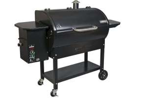 Camp Chef SmokePro LUX Pellet Grill Review