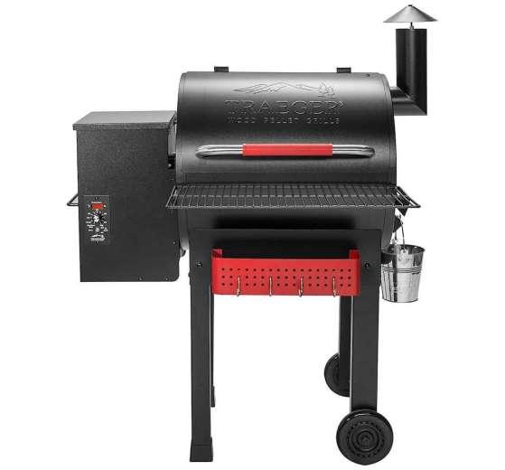Traeger Grills TFB38TCA Renegade Elite Wood Pellet Grill Review