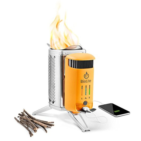 BioLite CampStove 2 Review - Truly It's Comparable with Campfire?