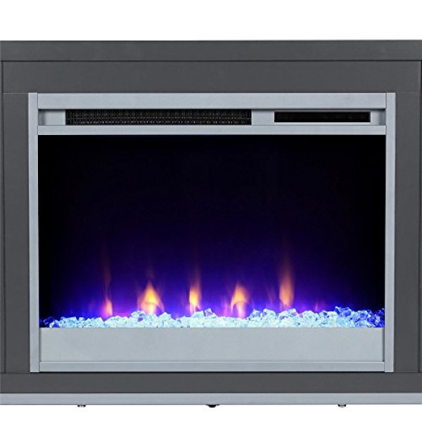 What's the Disadvantage of Ameriwood Home 1822196COM Lumina Fireplace TV Stand