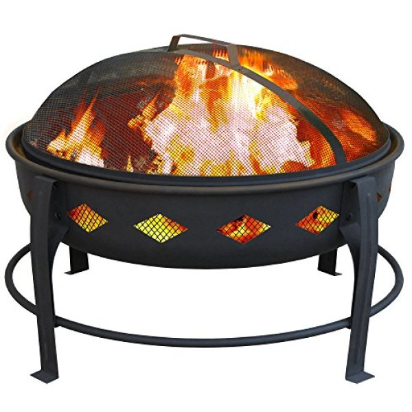 Best fire pit 2018: Landmann USA Bromley Fire Pit
