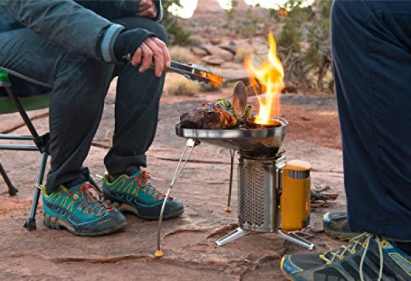 What Users Are Saying About BioLite CampStove 2