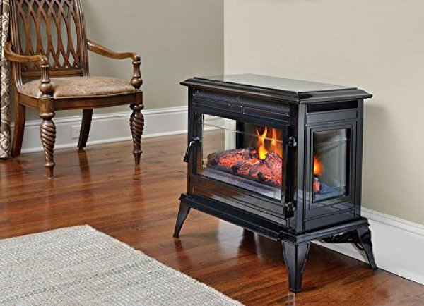 What Users Are Saying About the Comfort Smart Jackson Infrared Electric Fireplace Stove