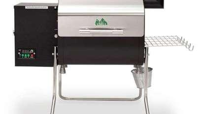 Green Mountain Grills Davy Crockett Pellet Grill Review