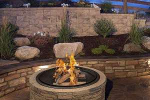 Sun Joe SJFP35-STN Cast Stone Fire Pit Review
