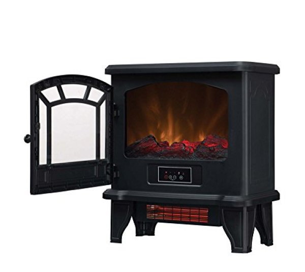 Why Should You Choose It or Not? - Duraflame Infrared Quartz Electric Stove Heater (DFI-550-36)