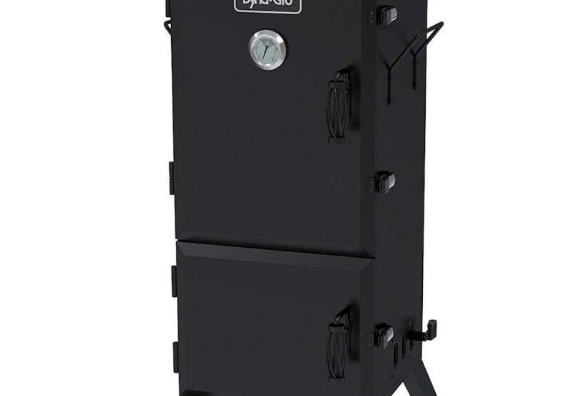 Dyna-Glo DGX780BDC-D Vertical Charcoal Smoker Review
