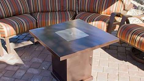 Hiland GSF-PR-PC Fire Pit Review