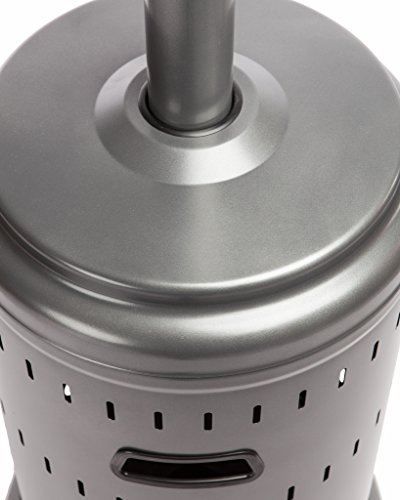 What's the Disadvantage of AmazonBasics Commercial Patio Heater