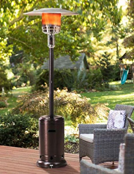 What users saying about Sunjoy Lawrence Patio Heater