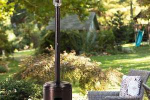 Sunjoy Lawrence Floor-Standing Patio Heater Review