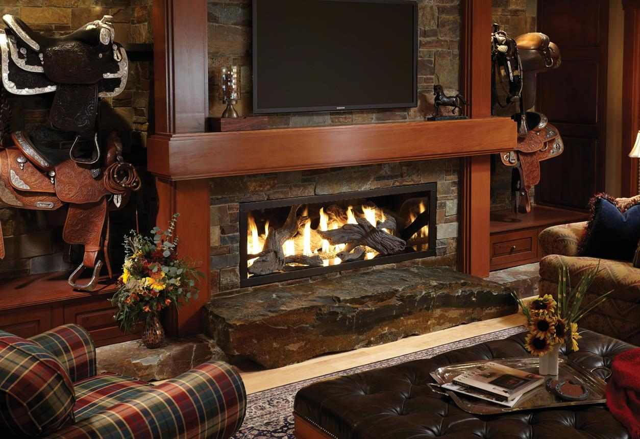 Rustic Fireplace Ideas
