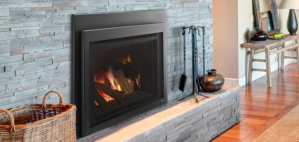 majestic ruby series direct vent gas