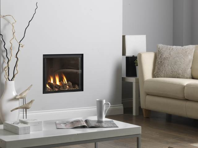 Paragon P4 Series Stoke Gas Amp Electric Fireplace Centre