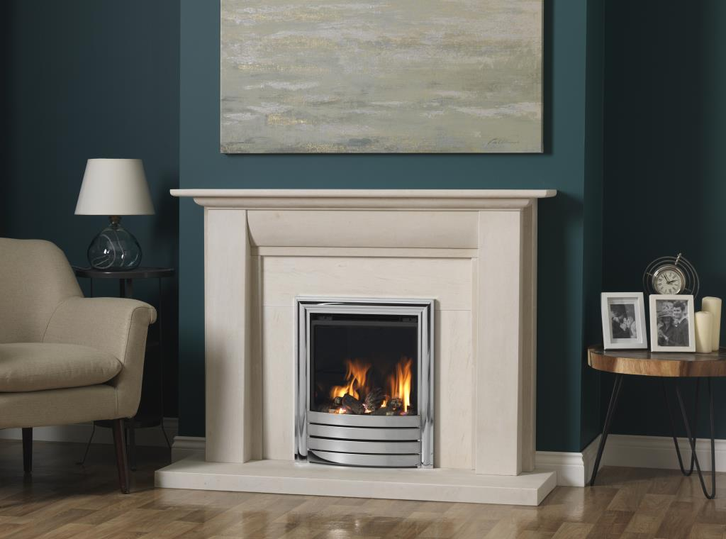 Paragon Core Stoke Gas Amp Electric Fireplace Centre