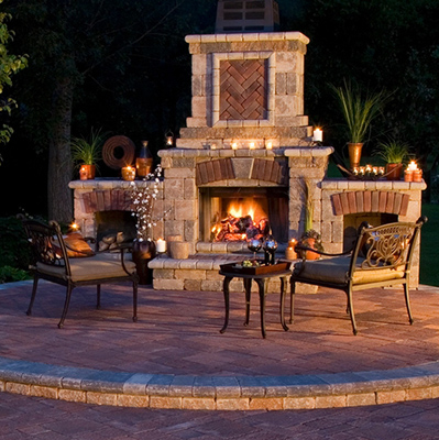 Image Result For Outdoor Fireplace Furniture