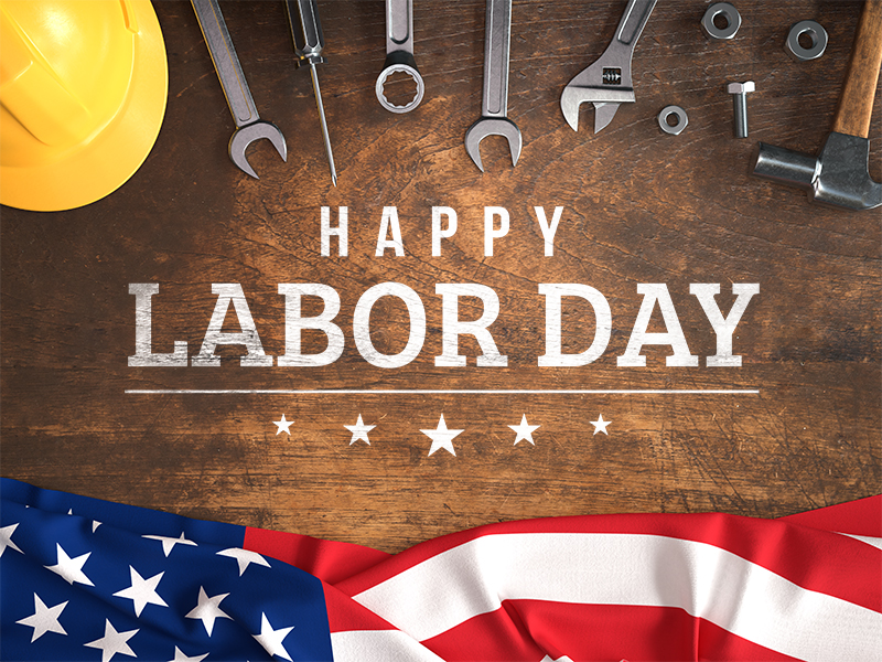 Apart from the fact that it's celebrated on the first monday in september every year and that you get a day off work on labor day, what else do you know about the public holiday that started in 1894? Showrooms Closed Labor Day - Fireplace Stone & Patio