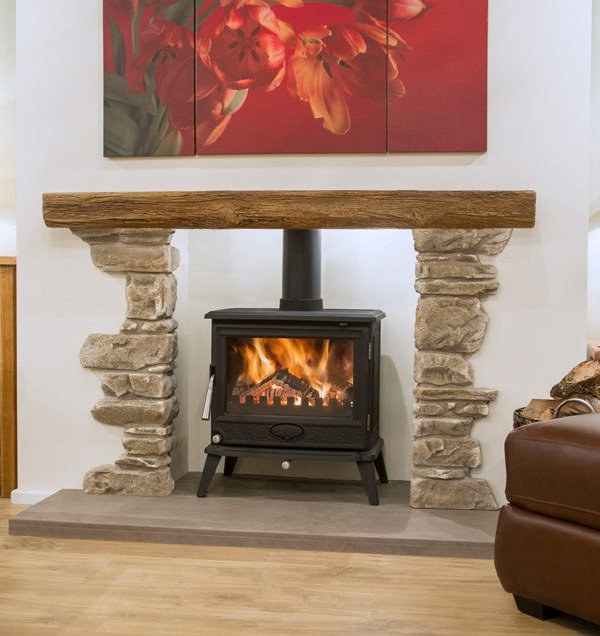 Newman York Stone Design Corners Fireplace Superstores