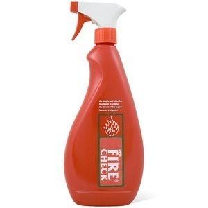 fire retardant spray