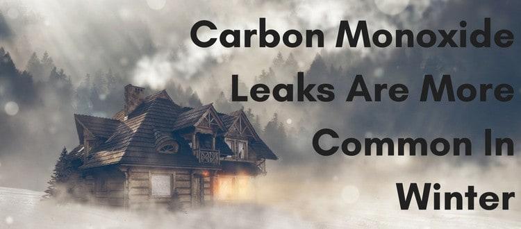 Carbon Monoxide Leaks